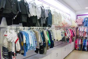 Можно вернуть детскую одежду в магазин